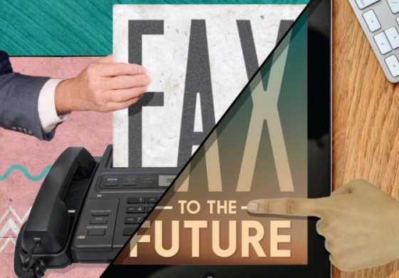 An Infographic That Re-Incarnate the usage of Fax