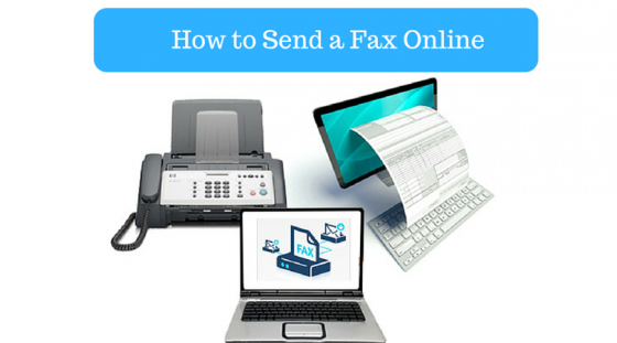 Steps to Send a Fax Online
