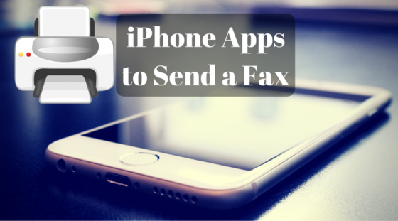 7 Of The Best iPhone Apps to Send a Fax