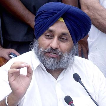 Ensuring proper representation of every strata of the society at the time of ticket allotment: Badal